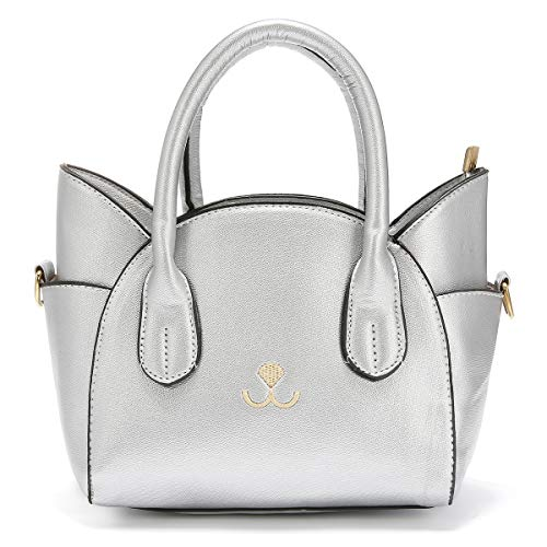 Top Bag Shoulder Blue Cute Silver Bag Handle Bag OURBAG Cat CrossBody Women's Summer Fashion Travel HgqHXOPz