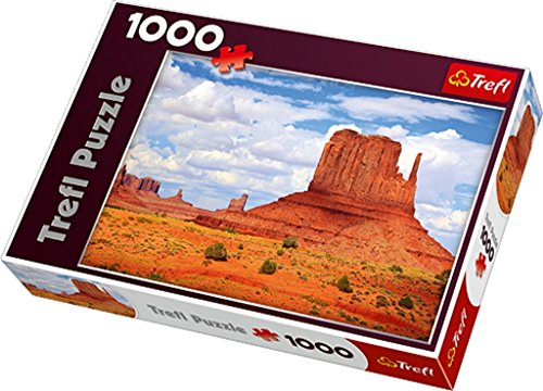 Trefl Monument Valley, USA 1000 Piece Jigsaw (Colorado Scrub)