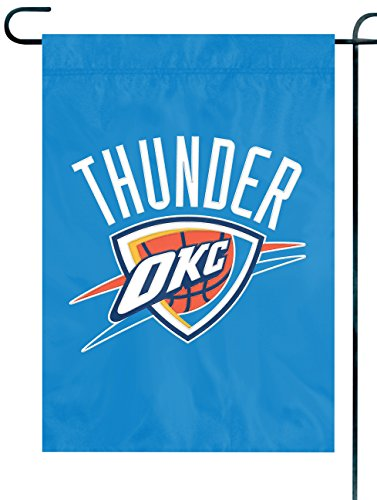 Party Animal NBA Oklahoma City Thunder Garden Flag