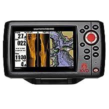Humminbird Helix 5 409640-1KVD 5-Inch Fishfinder SI/GPS