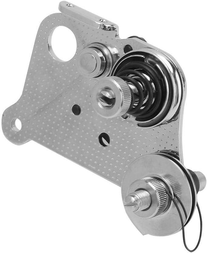 Solomi Dispositivo de tensión, Conjunto de componentes de tensión de Hilo de máquina de Coser de Hierro Pfaff 145 195 335 595