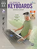 Alfred's Rock Ed. -- Led Zeppelin Keyboards: Learn Rock by Playing Rock: Scores, Parts, Tips, and Tracks Included, Book & DVD-ROM