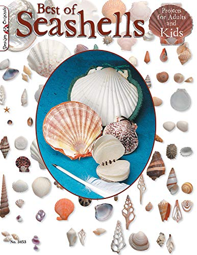 (Best Book Of Seashells: Projects For Adults & Kids)