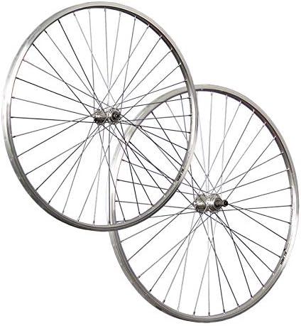 Taylor-Wheels 28 Pulgadas Juego Ruedas Bici llanta de Doble Pared ...