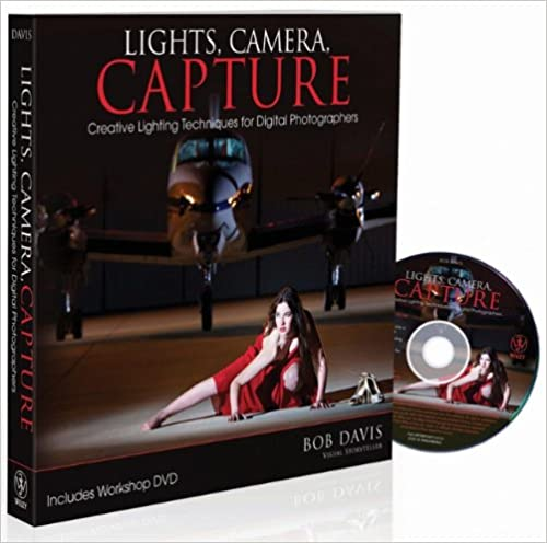 Lights, Camera, Capture: Creative Lighting Techniques for Digital Photographers