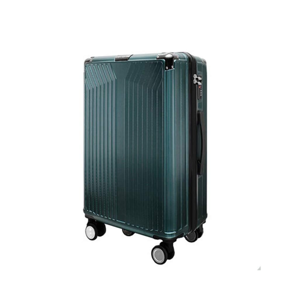 スーツケース - トロリー箱の耐久の傷の荷物の軽量の普遍的な車輪旅行パスワード箱 - スーツケース HARDY-YI 6544 B07RWYZBX2
