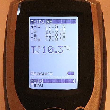 Amazon.com: tqc dewcheck 4 Series 2 dc7100 punto de rocío ...