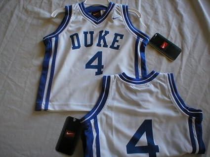 9a85d511cc2e Amazon.com   Nike Duke Blue Devils Toddler JJ Redick Home Jersey