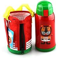 Tiger虎牌 不锈钢儿童真空保温杯MML-C06C-CT (0.6L/0.63L随机发货)