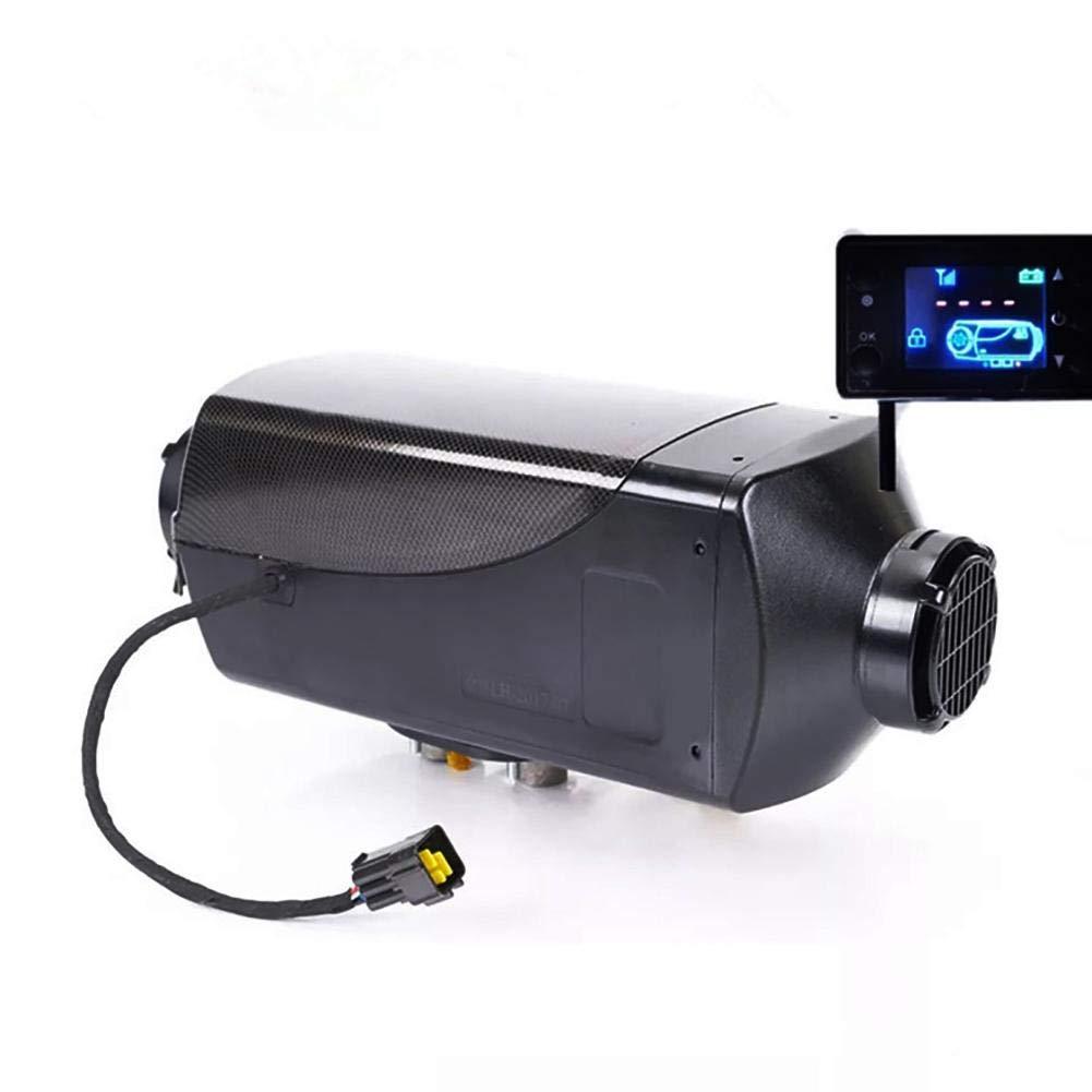 fiveschoice Calentador de automó vil 5KW 12V Aire Diesel Diesels Calentador de estacionamiento con Control Remoto Monitor LCD