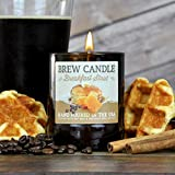 Brew Candle - Made in USA (Breakfast Stout)