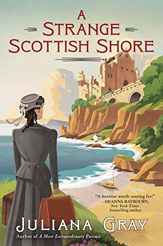 A Strange Scottish Shore by Berkley