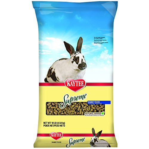 Kaytee Supreme Rabbit Food, 10-lb bag