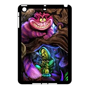 YUAHS(TM) Personalized 3D Hard Back Phone Case for Ipad Mini with Cheshire Cat YAS407553