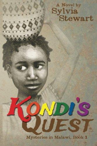 Download Kondi's Quest (Mysteries in Malawi) (Volume 1) pdf
