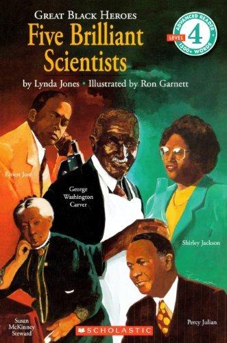 Great Black Heroes: Five Brilliant Scientists (Turtleback School & Library Binding Edition) by Lynda Jones (2000-02-01) pdf epub