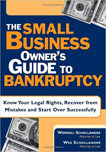 A short & happy guide to bankruptcy (short & happy guides): bruce.