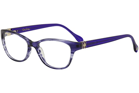 767749472b Image Unavailable. Image not available for. Color  LILLY PULITZER  Eyeglasses HOLBROOK ...