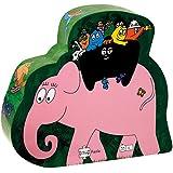 Dujardin 62205 - Puzzle Safari Eléphant - 36 Pièces
