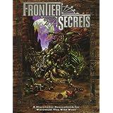 Frontier Secrets: Werewolf: The Wild West Screen and Book