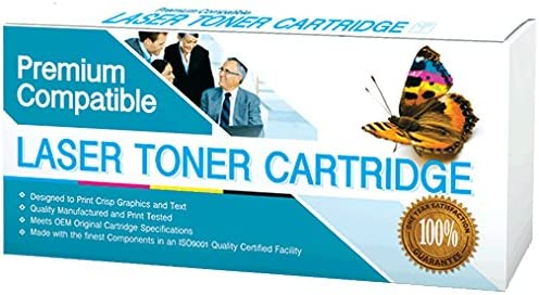 OKI 52123603 Compatible Toner Black On Time Toner