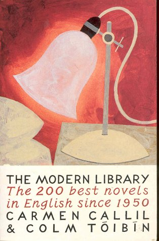 Modern Library: 200 Best Novels in English Since 1950
