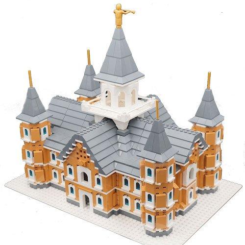 Brick'Em Young Provo City Center Temple by Brick'Em Young (Image #5)