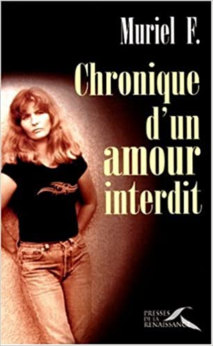 Livres Chronique d'un amour interdit epub pdf