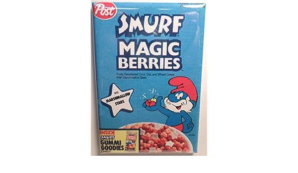 "Hoots Vintage Cereal Box 2/"" x 3/"" Refrigerator or Locker MAGNET"