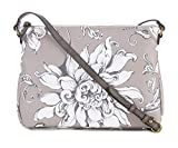 Elliott Lucca Women Mari Medium Crossbody Bag, Shadow Wildflower
