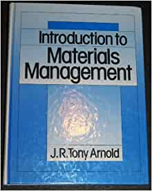 Introduction to Materials Management, 8th Edition