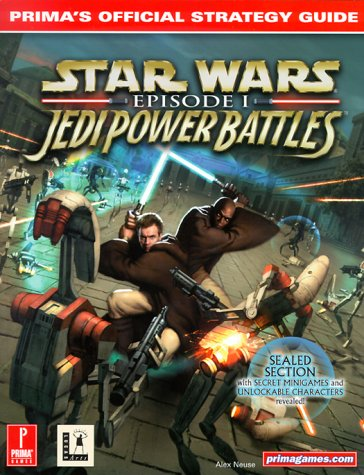 Download Star Wars: Episode 1 Jedi Power Battles : Prima's Official Strategy Guide ebook