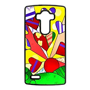 LG G4 Cases Cell Phone Case Cover Romero Britto 5R56T783240