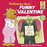 The Berenstain Bears' Funny Valentine (Turtleback School & Library Binding Edition) (First Time Books)