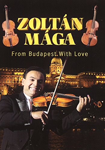Zoltán Mága: From Budapest With Love (Gläser Für 2015)