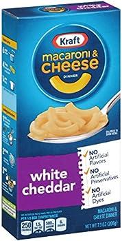 8-Pack Kraft Macaroni and Cheese Dinner