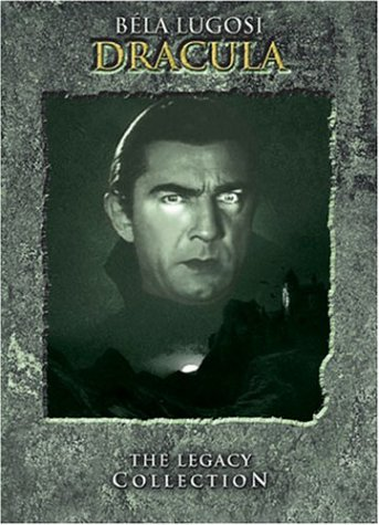 Dracula - The Legacy Collection (Dracula / Dracula (1931 Spanish Version) / Dracula's Daughter / Son of Dracula / House of (Halloween Movies The Complete Collection)