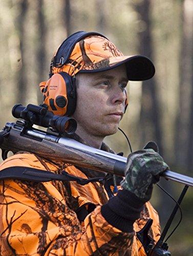 3M Peltor SportTac - Casque anti-bruit - Protection auditive pour la chasse contre les bruits de fusil - Atténuation 26… 7