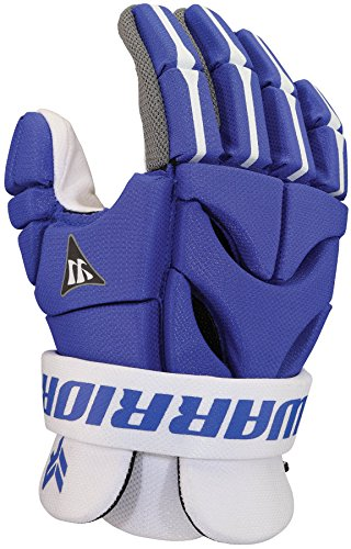 Warrior Rabil Next Gloves, Royal Blue, 12'