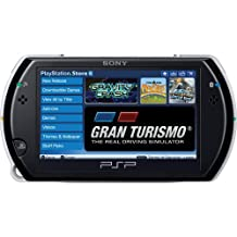PSP Go - Piano Black - Standard Edition