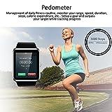 Indigi GT8 Smartwatch and Phone GSM Unlocked