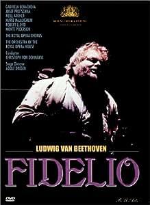 Beethoven - Fidelio / Dohnanyi, Benackova, Protschka, Royal Opera House Covent Garden