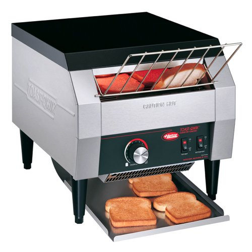 Hatco TQ-800BA Toast-Qwik Electric Bagel and Bun Conveyor Toaster