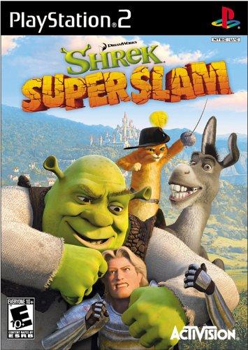 Shrek SuperSlam - PlayStation 2