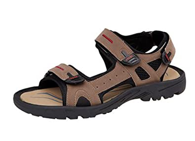 Men's Triple Velcro Sports Walking Trail Sandals UK sizes 6,7,8,9