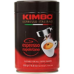 Caffe Kimbo Espresso Napoletano (Ground) - 8.8 oz can