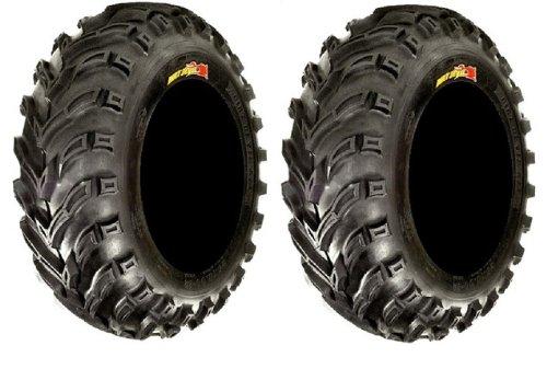 Pair Dirt Devil Tires 25x8 12