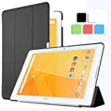 Acer Iconia One 10 B3-A20 Case - IVSO Slim Smart Cover Case for Acer Iconia One 10 B3-A20 10.1-Inch Tablet