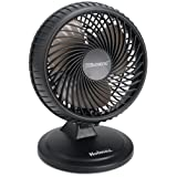 Holmes Lil' Blizzard 7-Inch Oscillating Table Fan