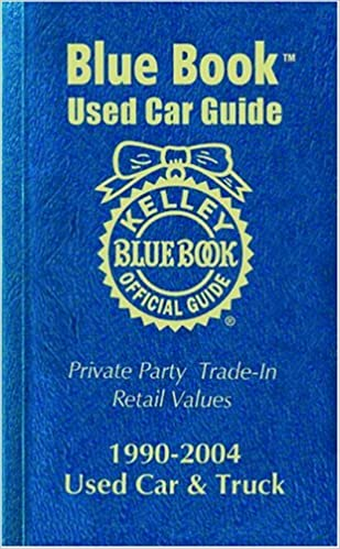 Kelley blue book resale value